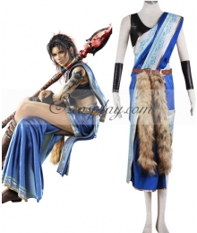 Final Fantasy XIII Oerba Yun Fang Cosplay Costume