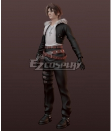 Final Fantasy 8 Remastered Squall Leonhart Cosplay Costume