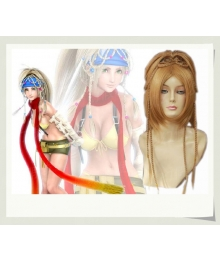 Final Fantasy Rikku Cosplay Wig