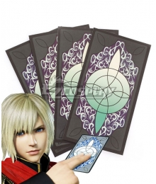 Final Fantasy Type-0 Ace Cards Cosplay Weapon Prop