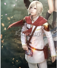 Final Fantasy Type-0 Agito Ace Military Uniform Cosplay Costume