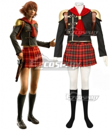 Final Fantasy Type-0 Cater Cosplay Costume