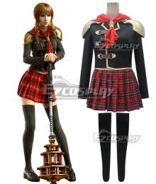 Final Fantasy type-0 Cinque Cosplay Costume