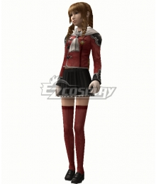 Final Fantasy type-0 Cinque Formal Uniform Cosplay Costume