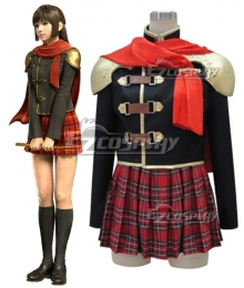 Final Fantasy type-0 Deuce Cosplay Costume