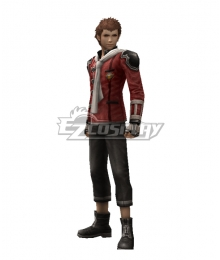 Final Fantasy type-0 Eight Formal  Uniform Cosplay Costume