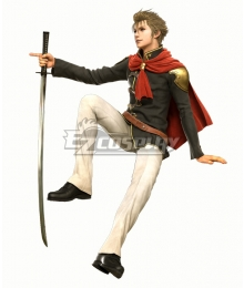 Final Fantasy type-0 Jack Cosplay Costume