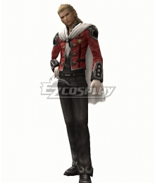 Final Fantasy type-0 King Formal Uniform Cosplay Costume