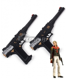 Final Fantasy type-0 King Gun Cosplay Weapon Prop