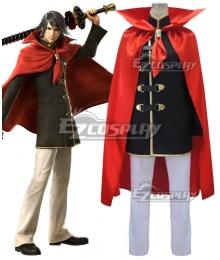 Final Fantasy type-0 Machina Cosplay Costume