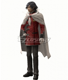 Final Fantasy type-0 Machina Formal Uniform Cosplay Costume