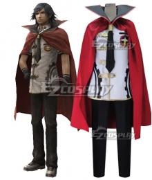 Final Fantasy type-0 Machina Summer Uniform Cosplay Costume