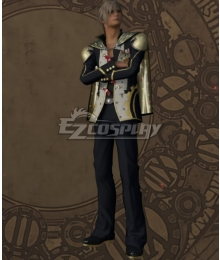 Final Fantasy type-0 Nine Military Uniform Cosplay Costume