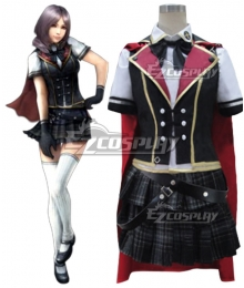 Final Fantasy Type-0 Rem Sumer School Uniform Cosplay Costume