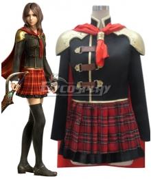 Final Fantasy type-0 Rem Tokimiya Cosplay Costume