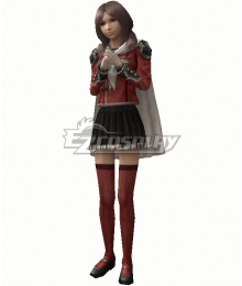 Final Fantasy type-0 Rem Tokimiya Formal Uniform Cosplay Costume