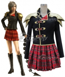 Final Fantasy type-0 Seven Cosplay Costume