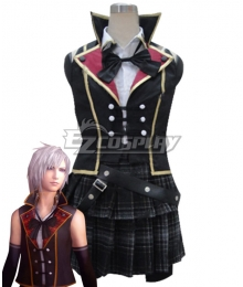 Final Fantasy type-0 Seven Summer Uniform Cosplay Costume