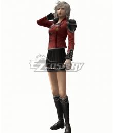 Final Fantasy type-0 Seven Formal Uniform Cosplay Costume