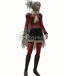 Final Fantasy type-0 Sice Formal Uniform Cosplay Costume