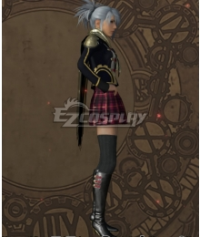 Final Fantasy type-0 Sice Military Uniform Cosplay Costume