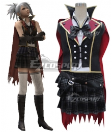 Final Fantasy type-0 Sice Summer Uniform Cosplay Costume