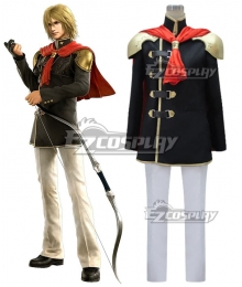 Final Fantasy type-0 Trey Cosplay Costume