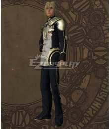 Final Fantasy type-0 Trey Military Uniform Cosplay Costume