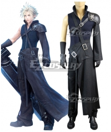 Final Fantasy VII: Advent Children FF7 Cloud Strife Cosplay Costume Premium Edition
