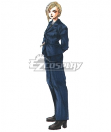 Final Fantasy VII: Advent Children FF7 Elena Cosplay Costume