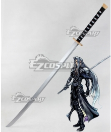 Final Fantasy VII FF7 Sephiroth Black Sword A Cosplay Weapon Prop