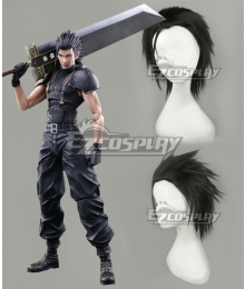 Final Fantasy VII FF7 Zack Fair Cosplay Wig