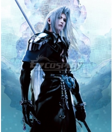 Final Fantasy VII Mobius Final Fantasy Collaboration Events Sephiroth Cosplay Costume