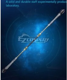 Final Fantasy VII Remake FF7 Aerith Gainsborough Bladed Staff Cosplay Weapon Prop