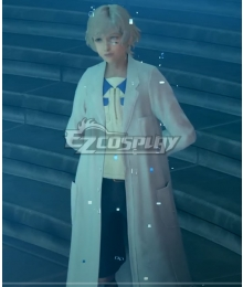 Final Fantasy VII Remake FF7 Chadley Cosplay Costume