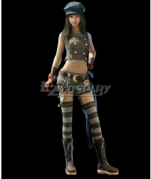Final Fantasy VII Remake FF7 Kyrie Canaan Cosplay Costume