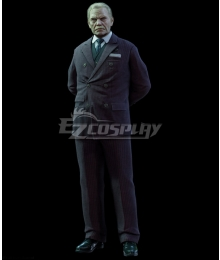 Final Fantasy VII Remake FF7 President Shinra Cosplay Costume