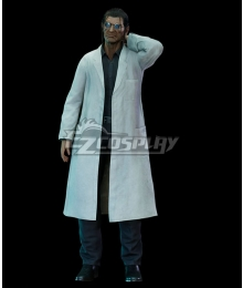 Final Fantasy VII Remake FF7 Professor Hojo Cosplay Costume