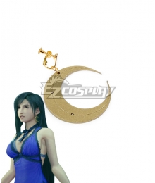 Final Fantasy VII Remake FF7 Tifa Lockhart Earring Cosplay Accessory Prop