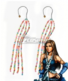 Final Fantasy X-2 Yuna Lenne Earhook Cosplay Accessory Prop