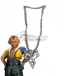 Final Fantasy X FF10 FFX Tidus Necklace Cosplay Accessory Prop