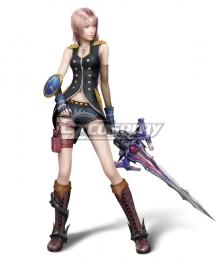 Final Fantasy XIII-2 FF13-2 Serah Farron DLC Cosplay Costume