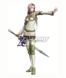 Final Fantasy XIII-2 FF13-2 Serah Farron DLC Cosplay Costume Ver2