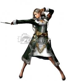Final Fantasy XIII-2 FF13-2 Jihl Nabaat Cosplay Costume