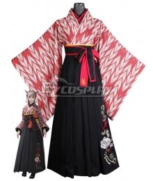 Final Fantasy XIV Far Eastern Schoolgirl's Uniform Cosplay Costume