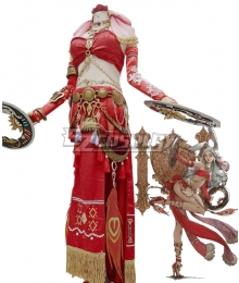 Final Fantasy XIV FF14 Dancer Cosplay Costume - Not Including Prop