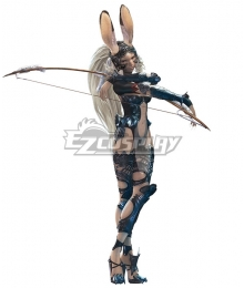 Final Fantasy XIV FF14 The Viera Final Fantasy XII FF12 Fran Cosplay Costume