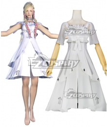 Final Fantasy XIV Minfilia Warde Cosplay Costume