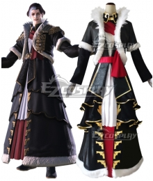 Final Fantasy XIV FF14 Solus Zos Galvus Cosplay Costume