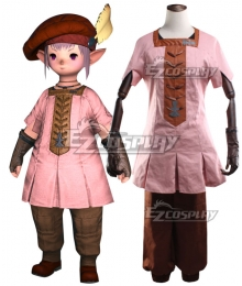 Final Fantasy XIV Tataru Taru Cosplay Costume